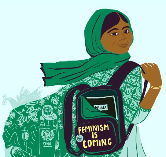 ChEEk Magazine — 20 ans de Malala -