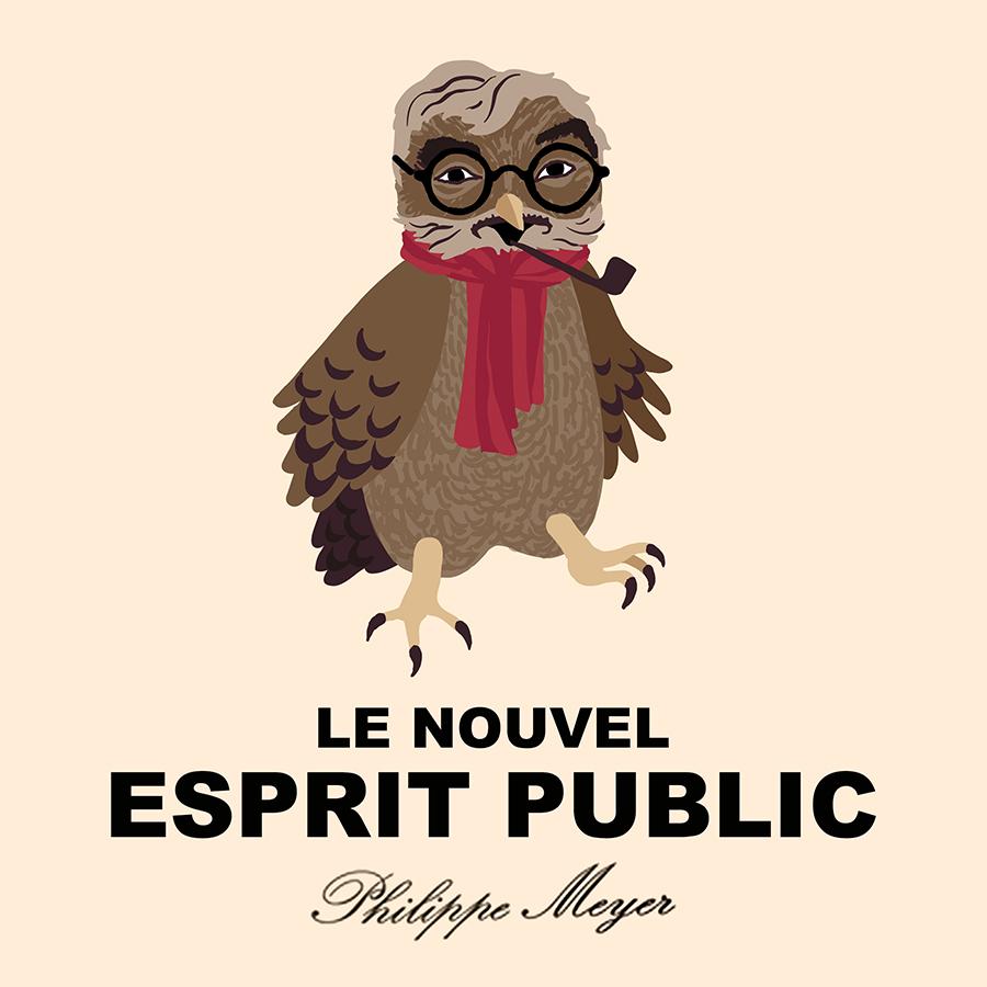 Le Nouvel Esprit Public — couverture du podcast -