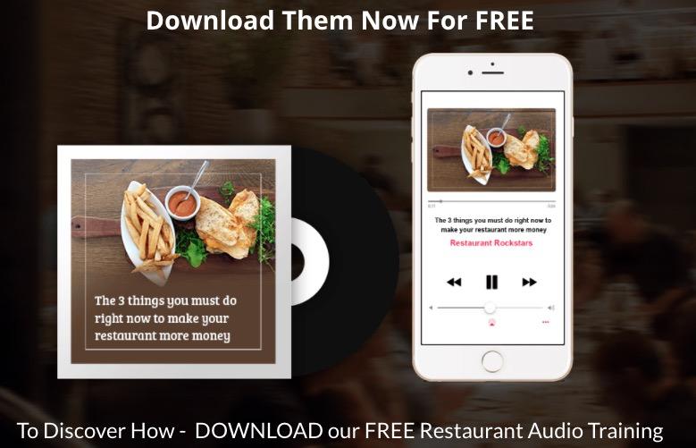 Restaurant Rockstars Free Training