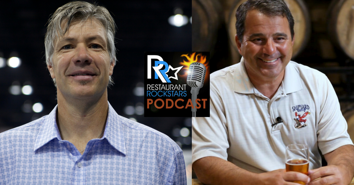Fred Forsley, Founder of Shipyard Brewing Company - Restaurant Rockstars Podcast Episode #1