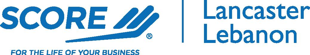 SCORE Lancaster-Lebanon logo