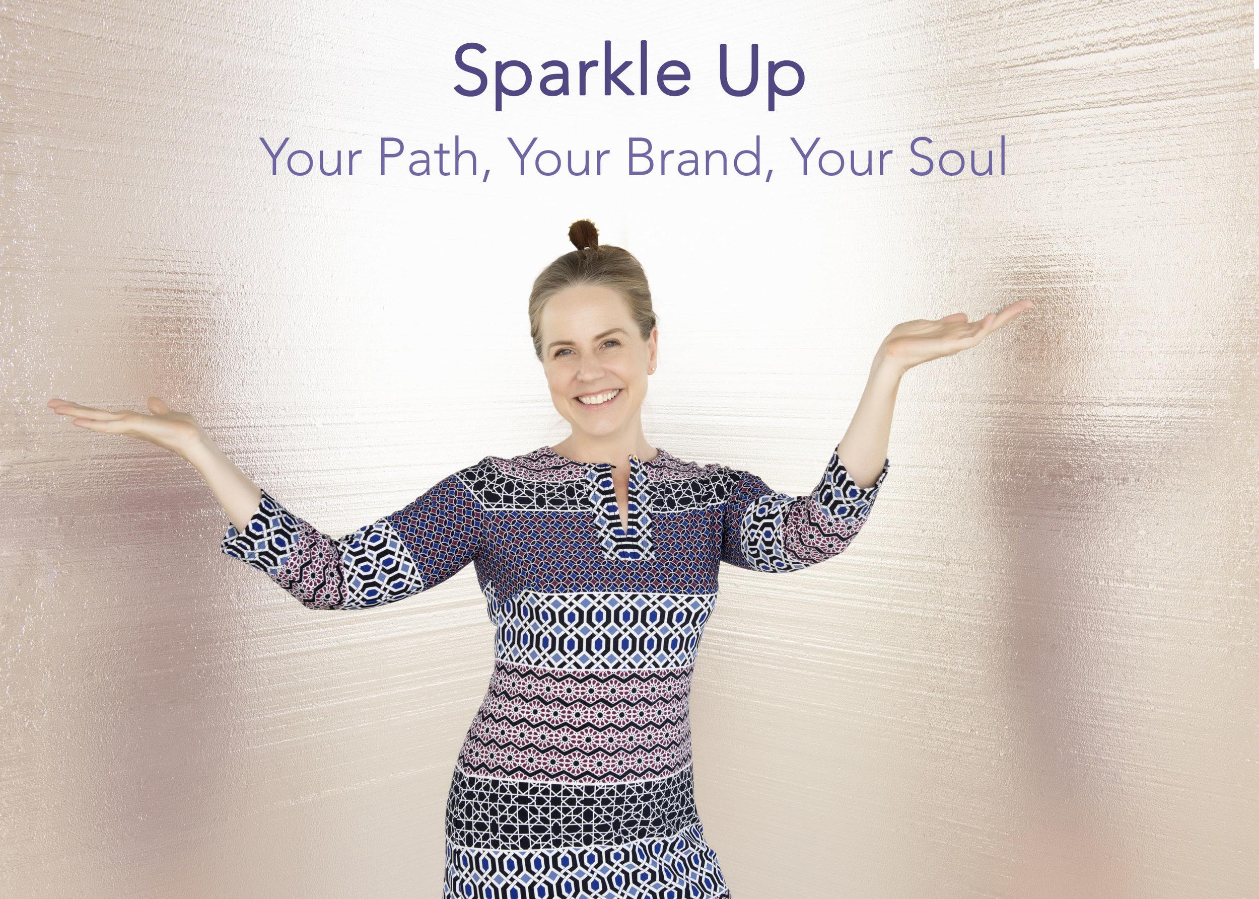 Elka Eastly Vera, MA,  Creative Magic to Make Your Soul Sparkle
