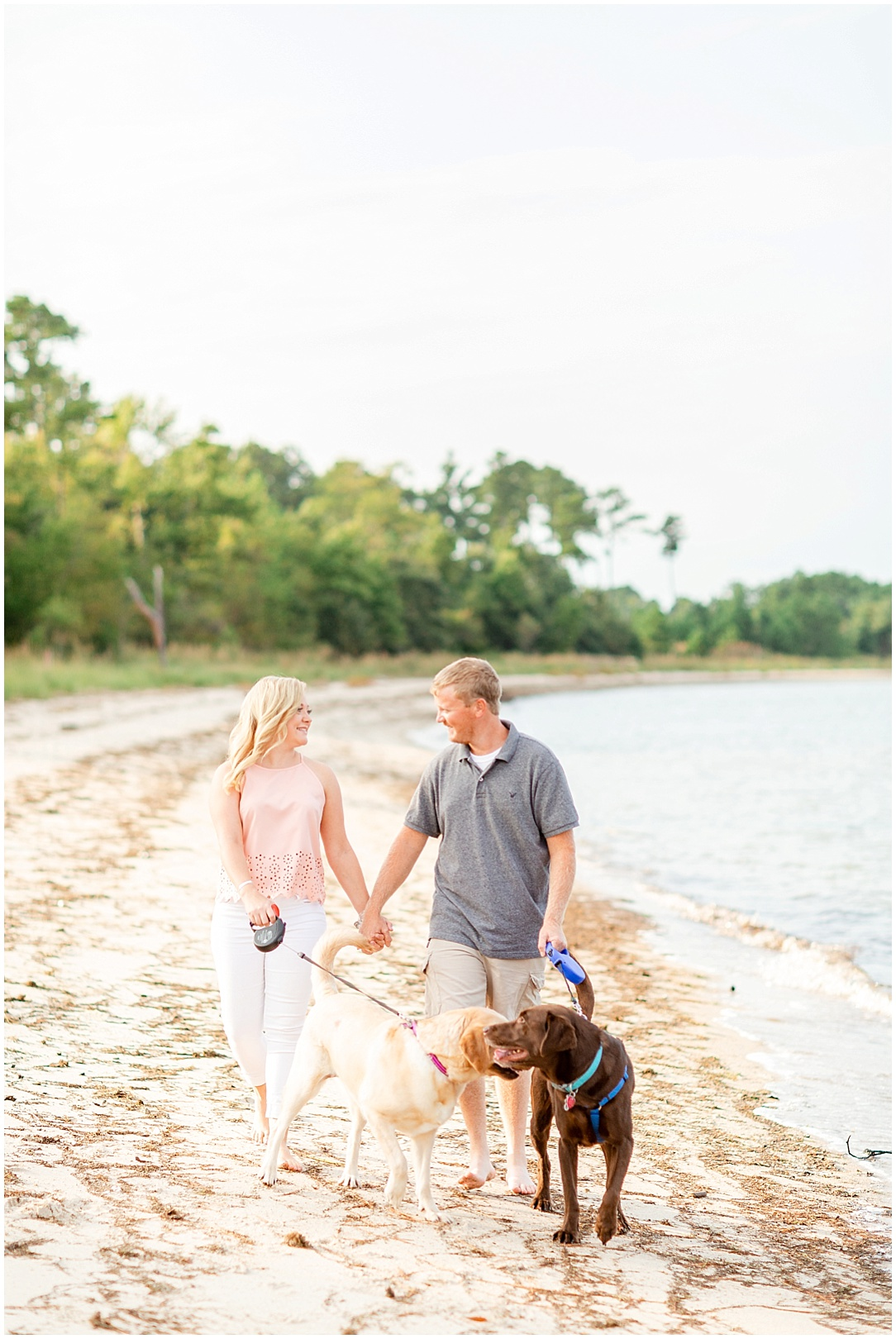 Hughlett Point Engagement Session - Brooke Waldroup Photography_0004.jpg