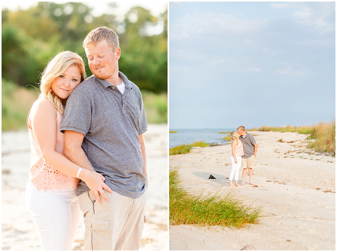 Hughlett Point Engagement Session - Brooke Waldroup Photography_0010.jpg
