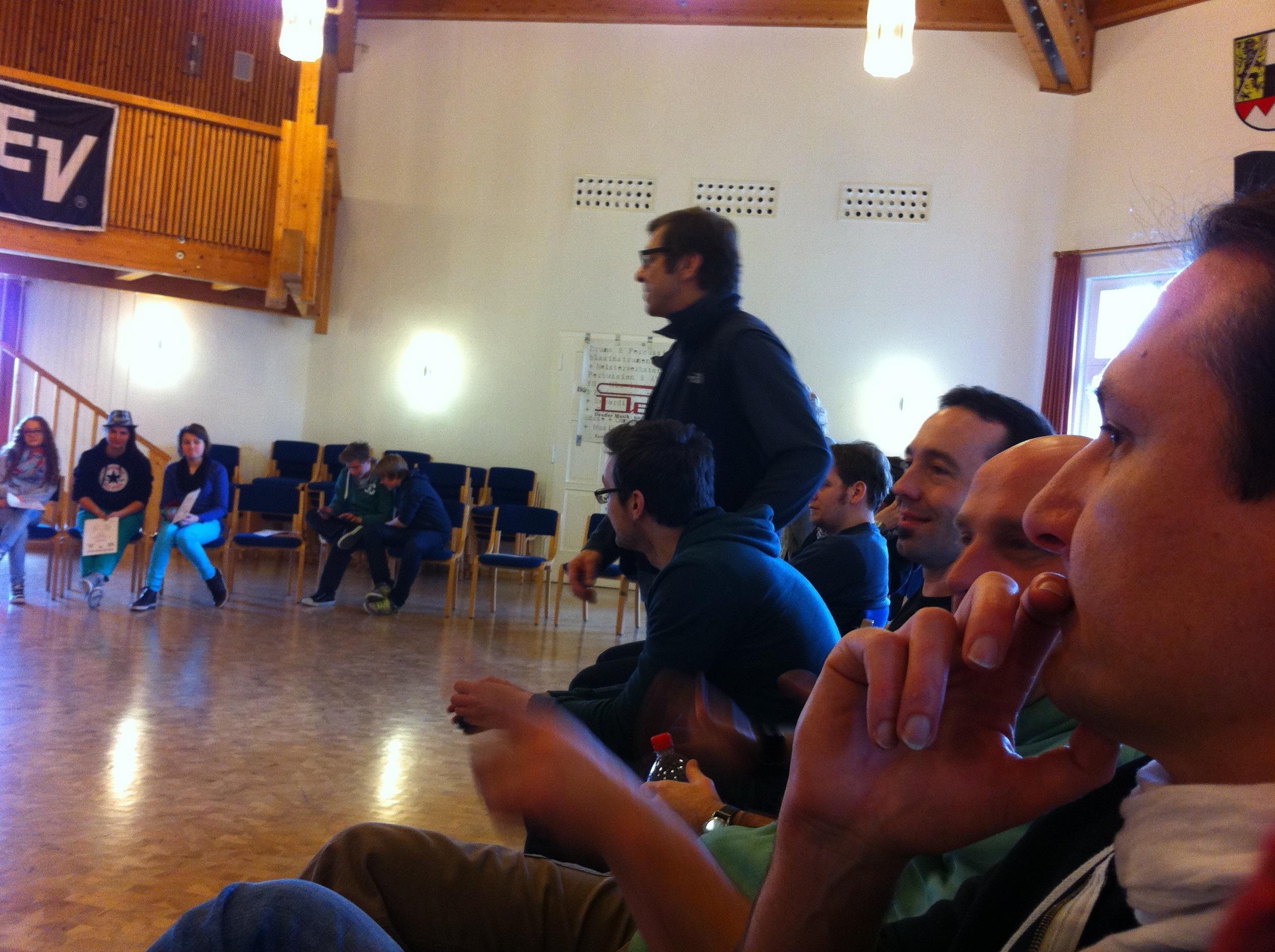 Band Camp - Germany, POP Academy