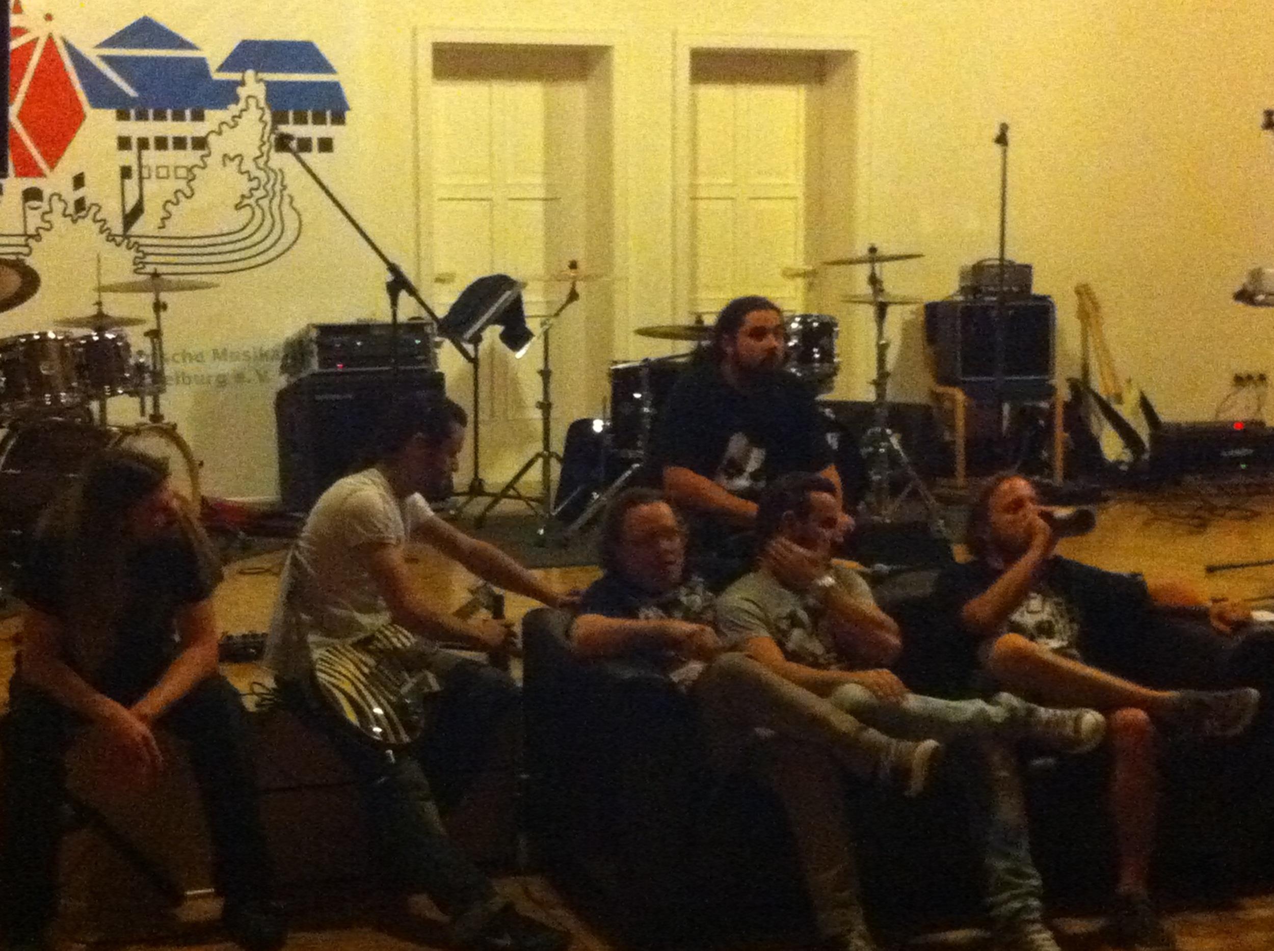 Band Camp - Germany