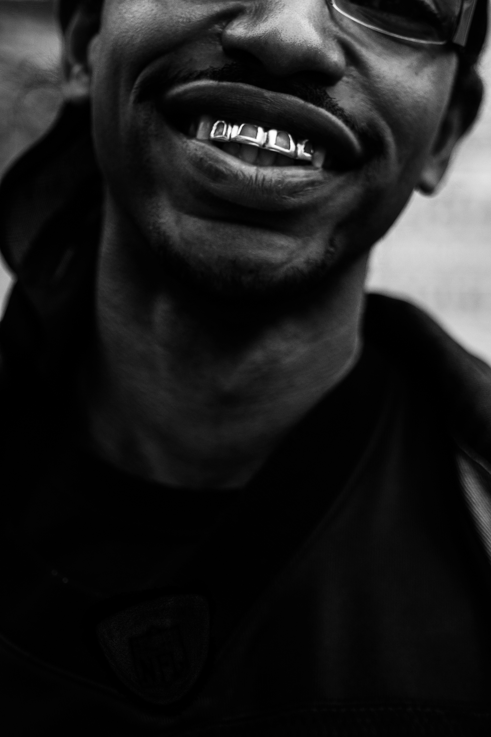 SMILE - ORGNZD VISUALS BY LEXANDER BRYANT