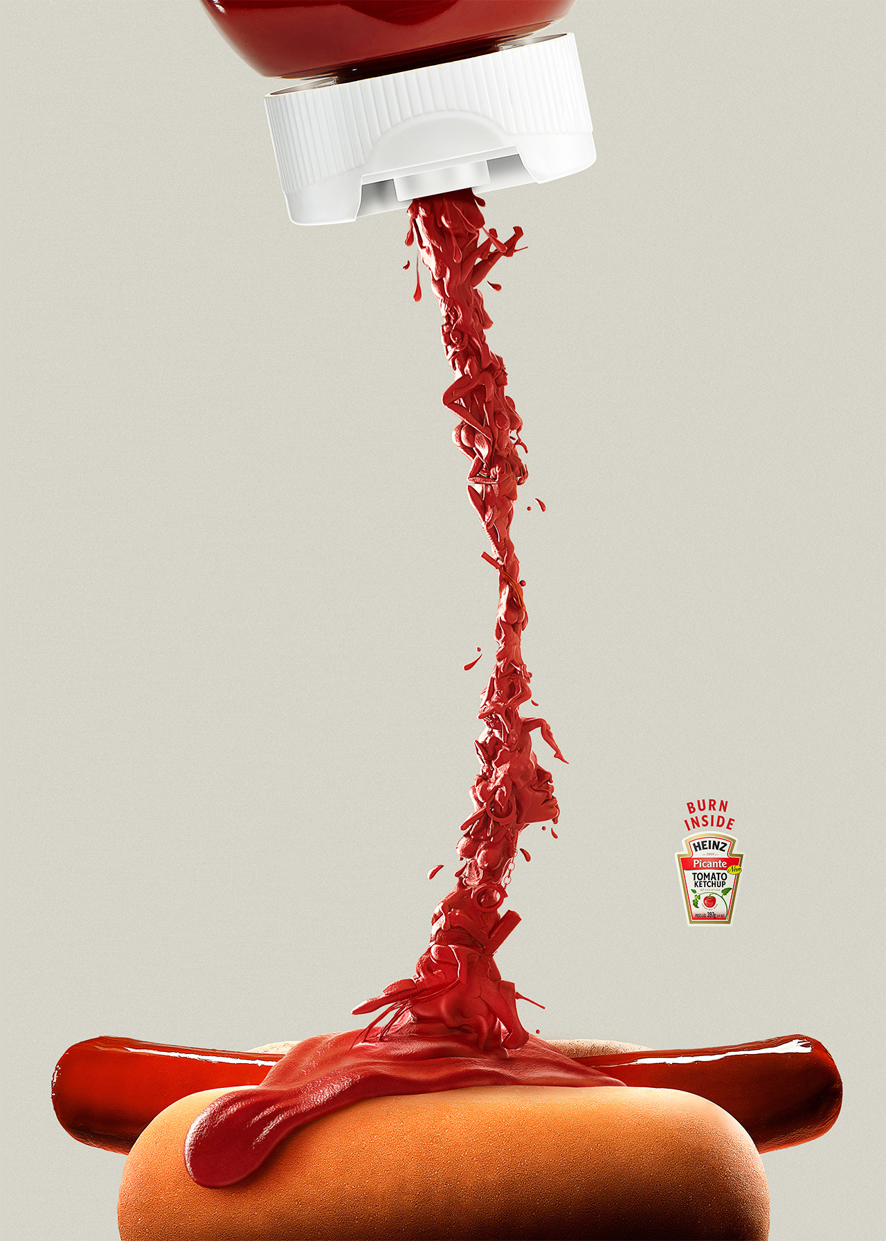 Client: Heinz  Agency: África