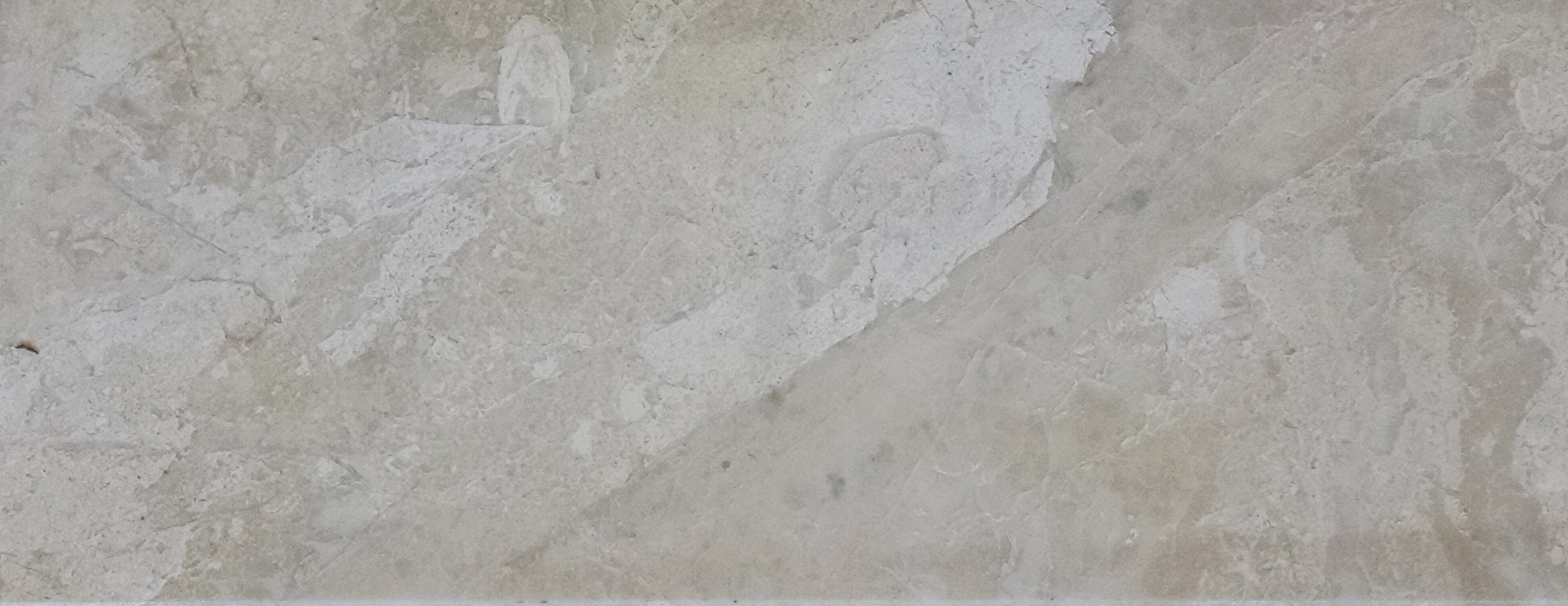 DIANA ROYAL -  TURKISH MARBLE WITH WIDE VARIATION AND SHADE.   THE BEAUTY OF NATURAL STONE IS THAT EACH PIECE IS DIFFERENT AND UNIQUE.    THE PICTURE IS A REPRESENTATION OF THE CHARACTER OF THE STONE'S VEINING AND COLOR ONLY.