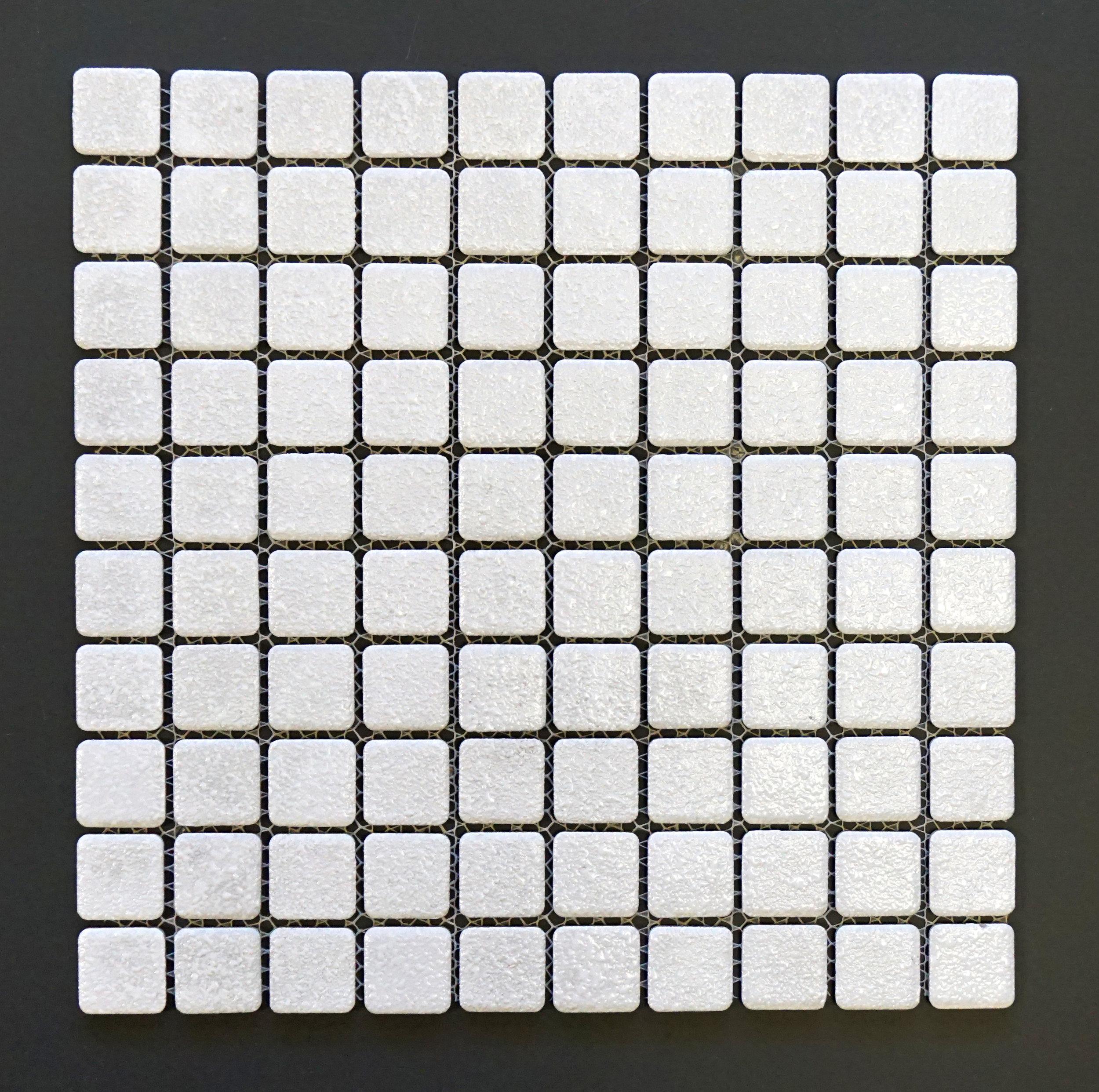 SRR 900 - White  10 PC/CTN (10 SF); 108 CTN/PLT