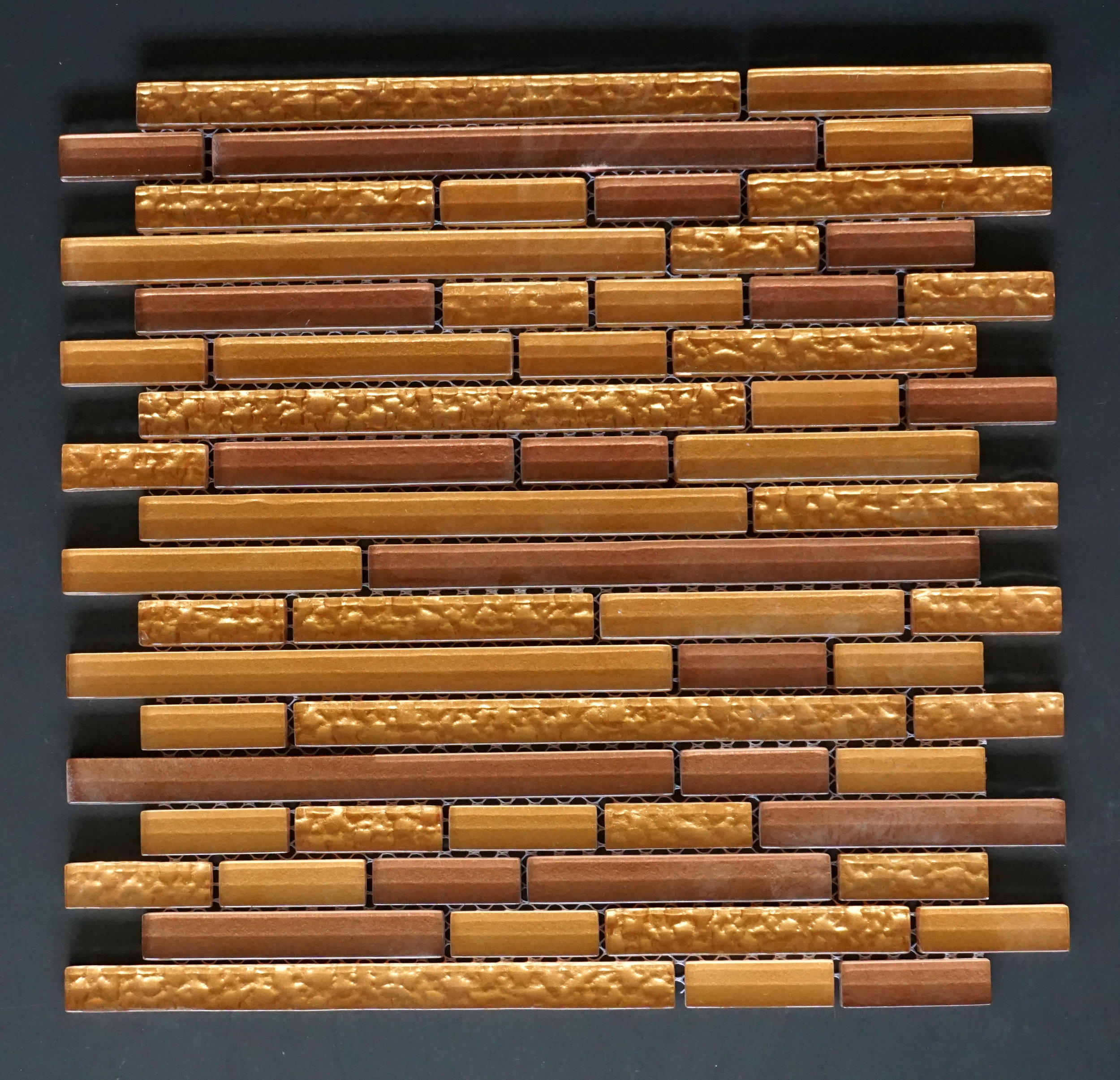 MANHATTAN COPPER LISTELLO   11 PC/CTN (10.76 SF);   72 CTN/PLT