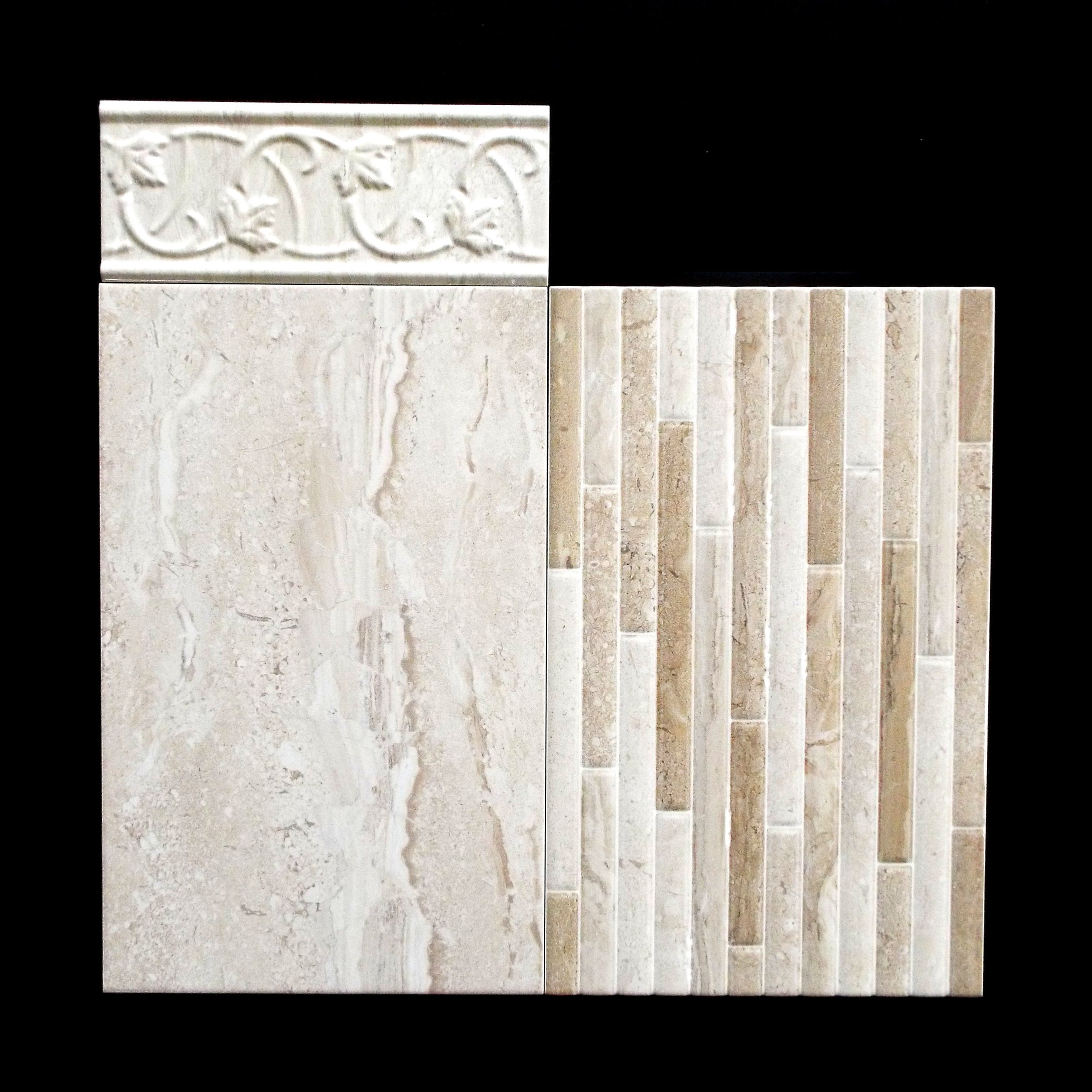 BEIGE WALL, DE & LT >  SEE DETAILS IN CERAMIC SECTION