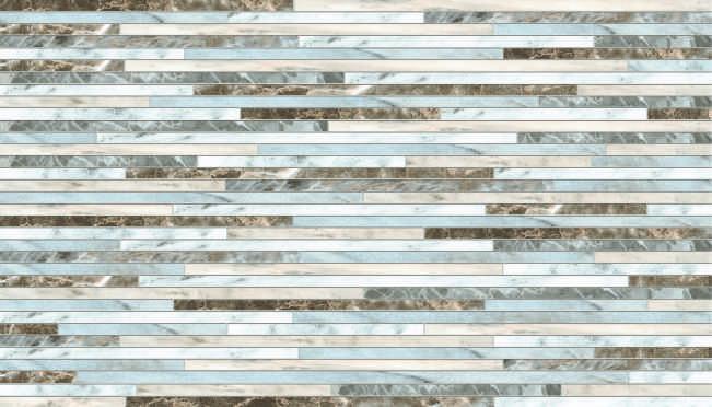 "Realce: Fileto Marmo 12.6""x22"" Ceramic   11 PC/CTN (21.53 SF); 72 CTN/PLT"