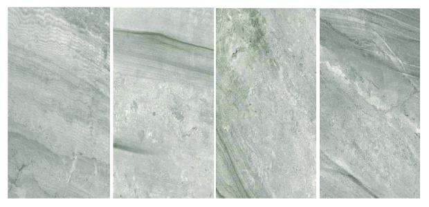 "Tau Litium Grey 12""x24"" Polished  8 PC/CTN (15.50 SF); 32 CTN/PLT Wide variation"