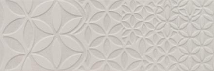 """Bestile - Retro Perla Matte Deco 9.8""""x29.5"""" ceramic  6 PC/CTN (12.16 SF); 64 CTN/PLT"""