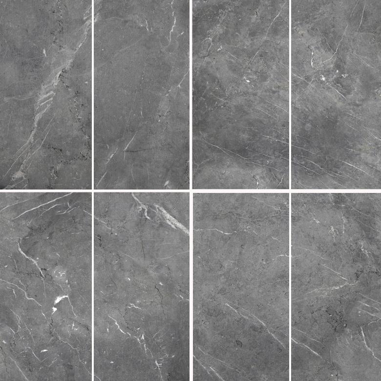 "Palazzo - Dark Grey 12""x24""   8 PC/CTN (15.50 SF); 40 CTN/PLT"