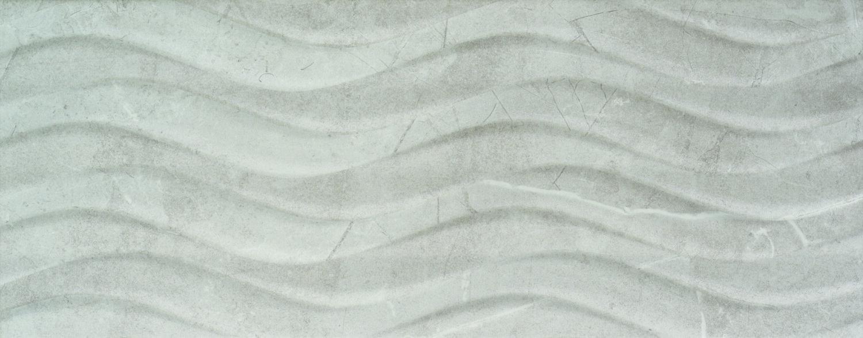 "Buckingham Perla 8""x20"" Bend Deco glossy ceramic   14 PC/CTN (15.07 SF); 48 CTN/PLT"