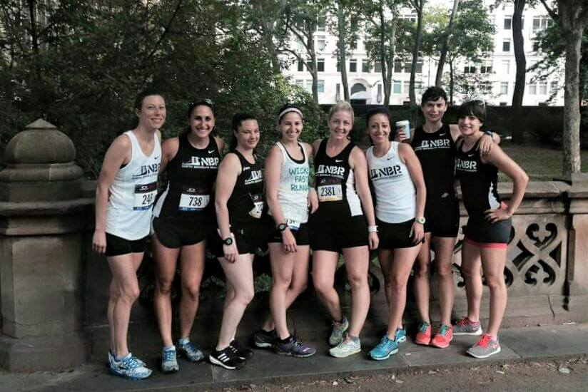 """The running community is the greatest, most supportive network to be a part of, so don't be intimidated."""