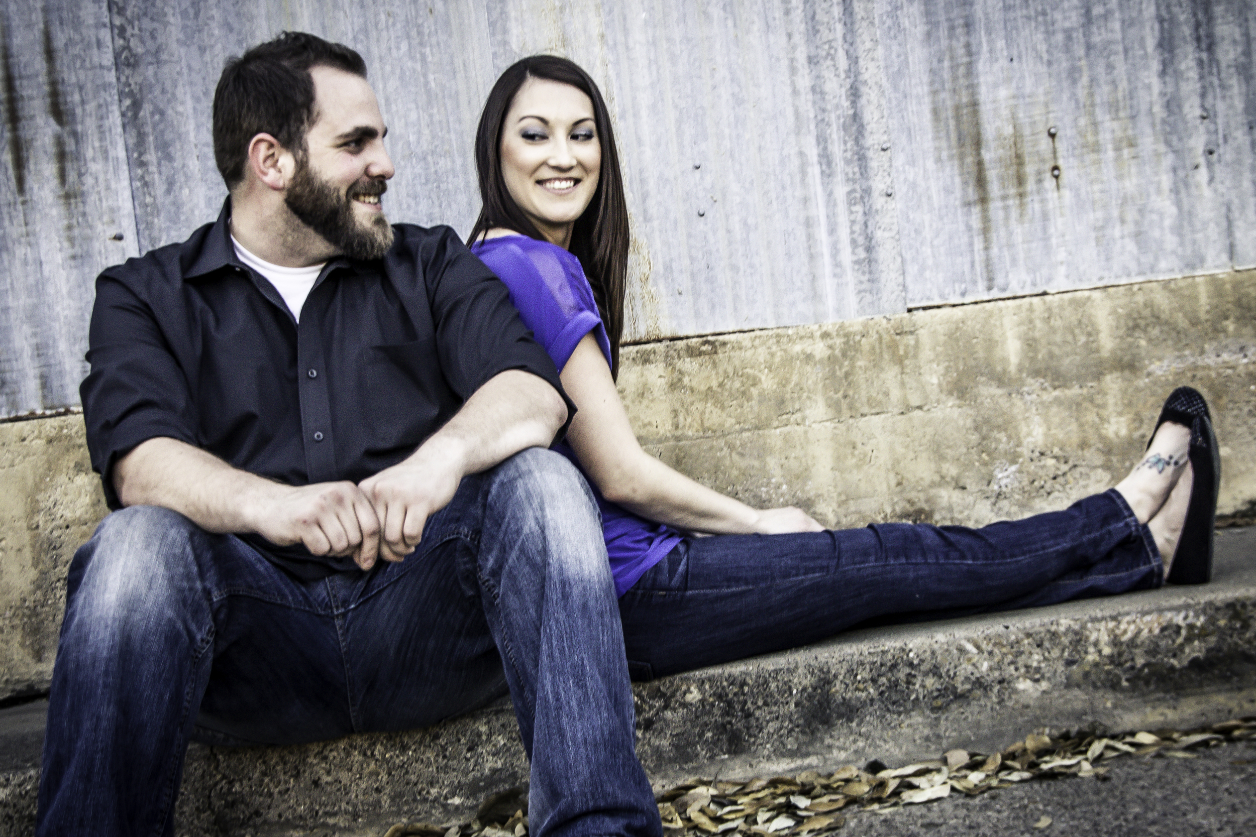 Engagement Photographer in Mckinney
