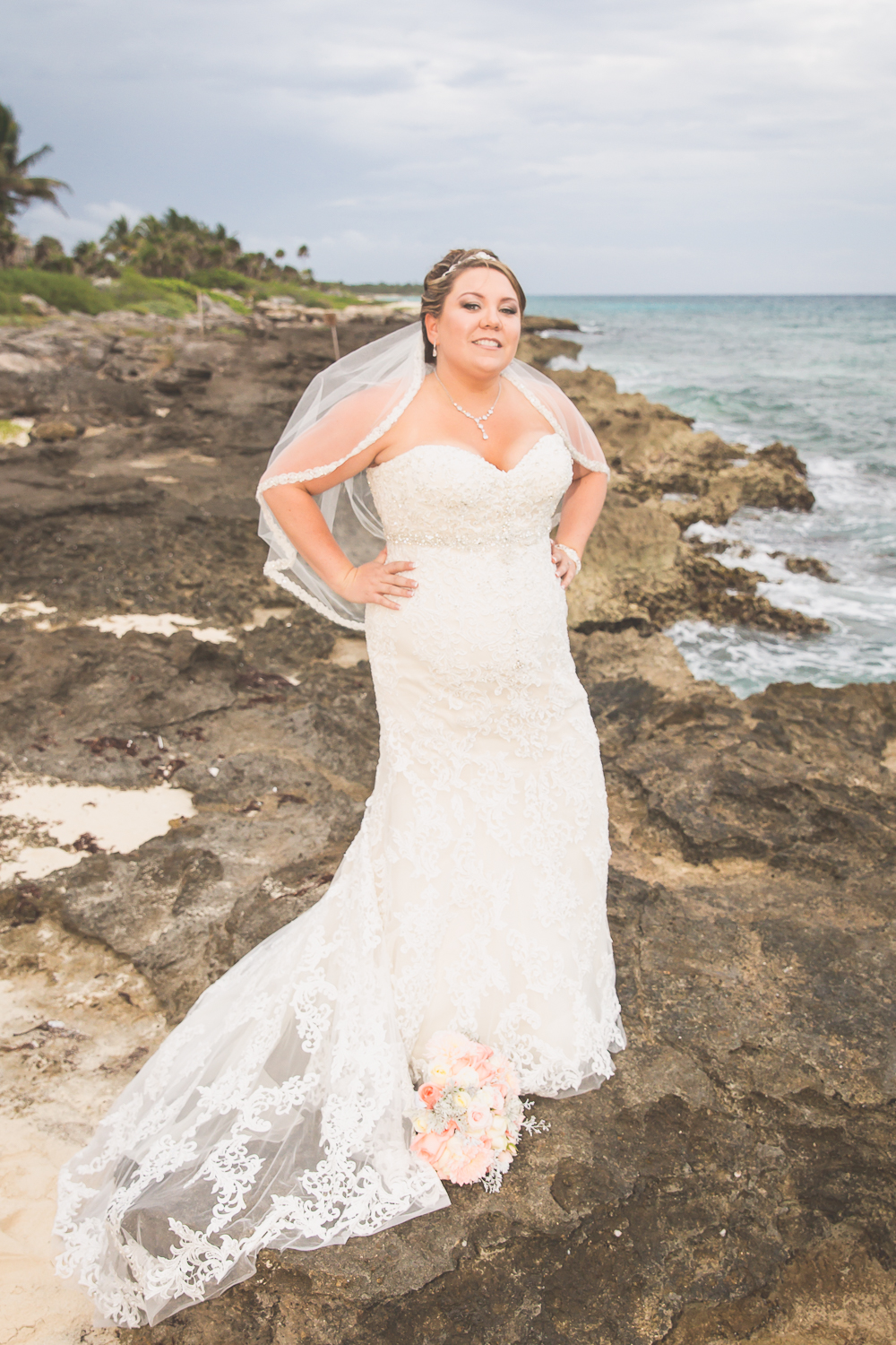 Riviera Maya Bridal Photographer