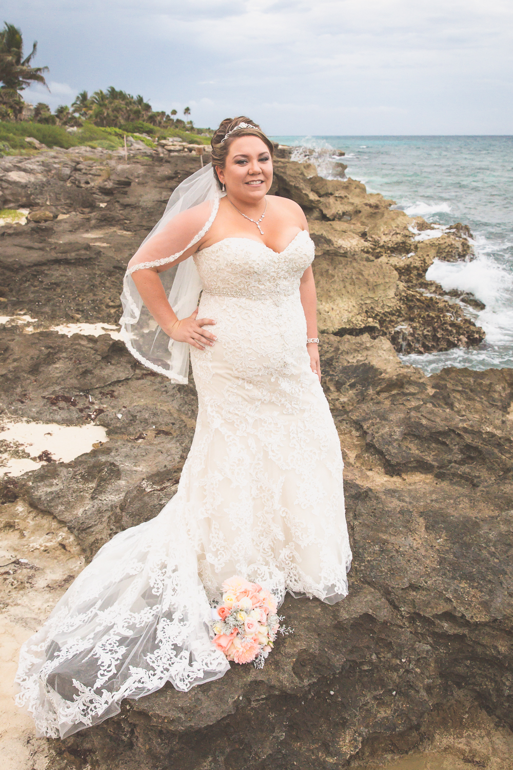 OCCIDENTAL GRAND XCARET RESORTOccidental Grand Xcaret Resort Bridal Shoot