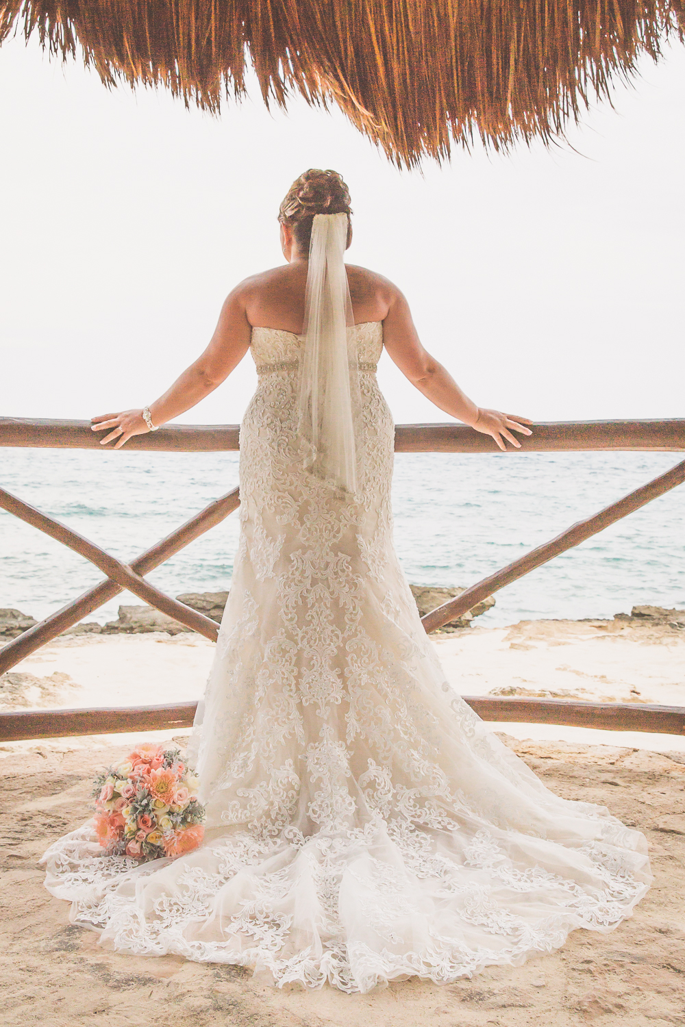 Riviera Maya Bridal Session