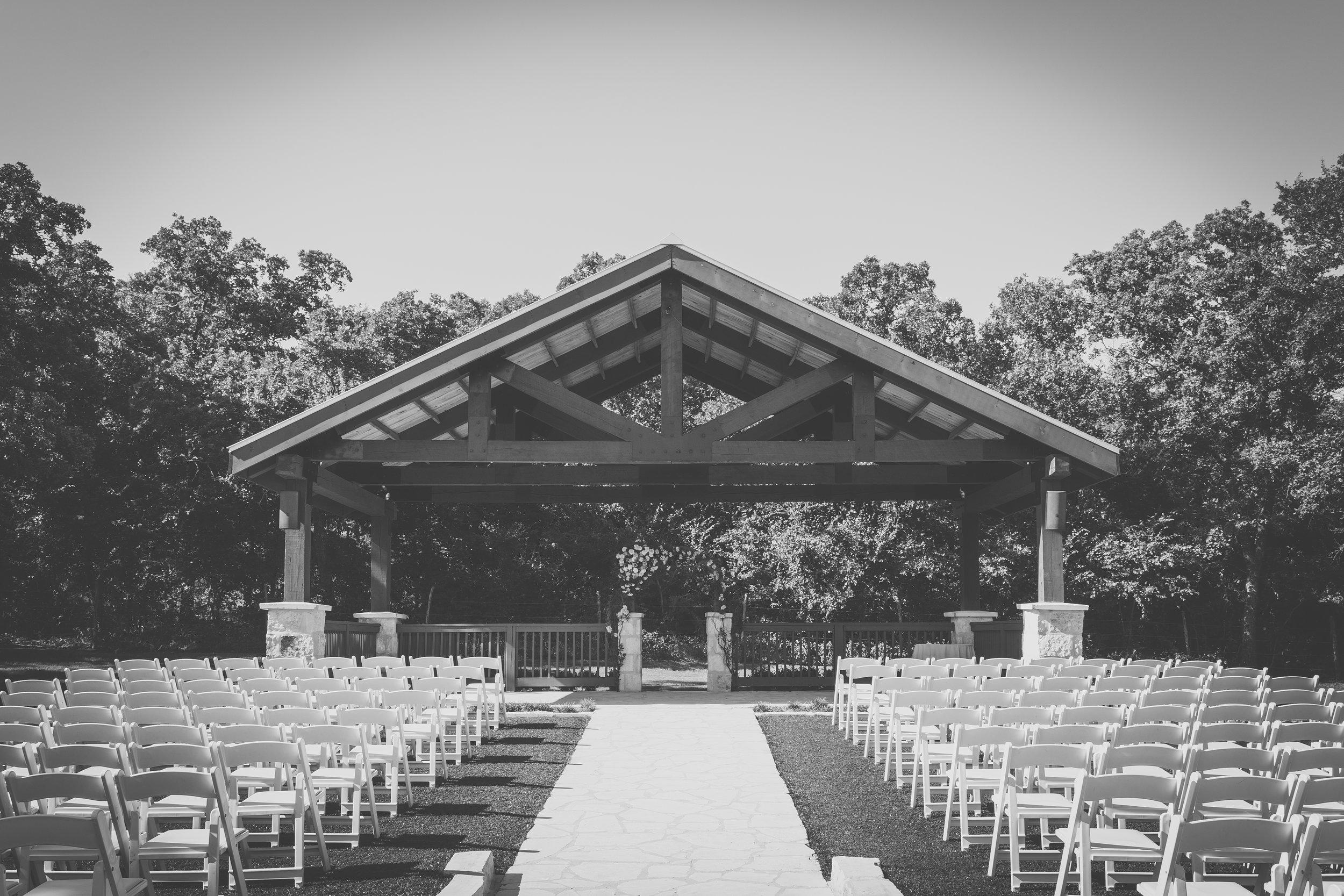 Aubrey Wedding Location
