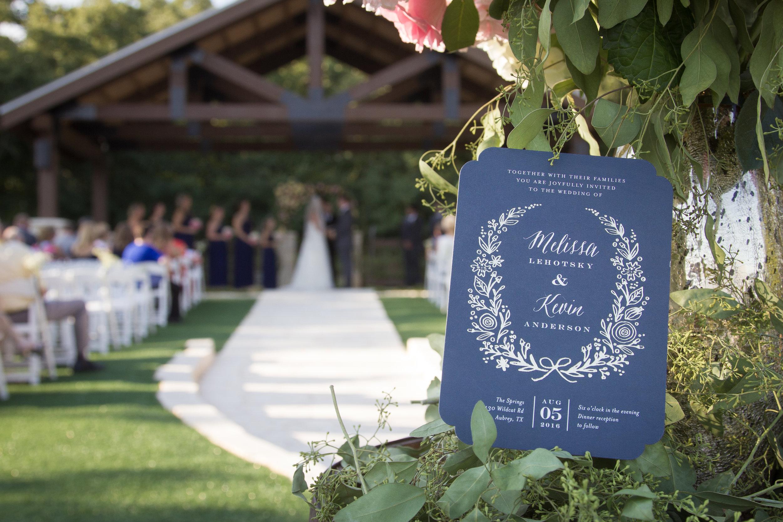 Aubrey Wedding Photographers