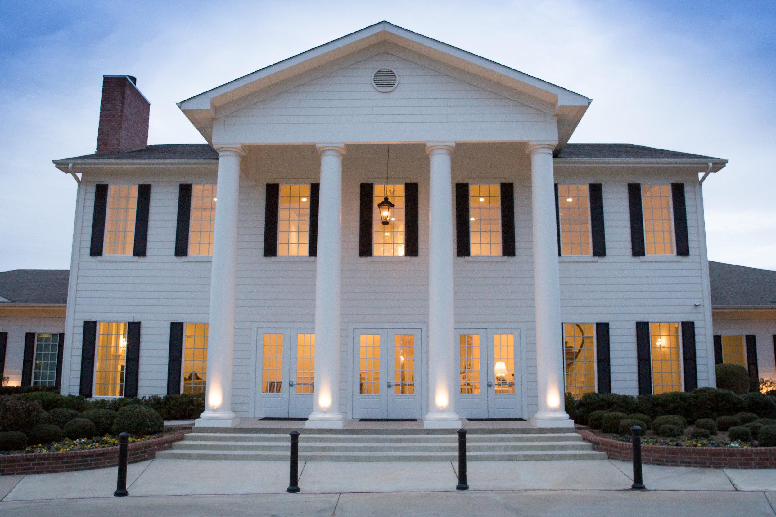 Mileston Mansion Wedding Venue