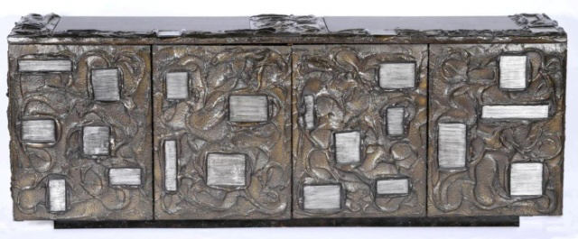 Paul Evans Sculpted Sideboard- $23,370