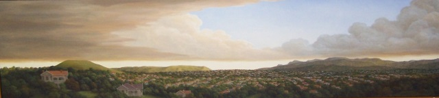 Peter Sidell Panorama- $21,600