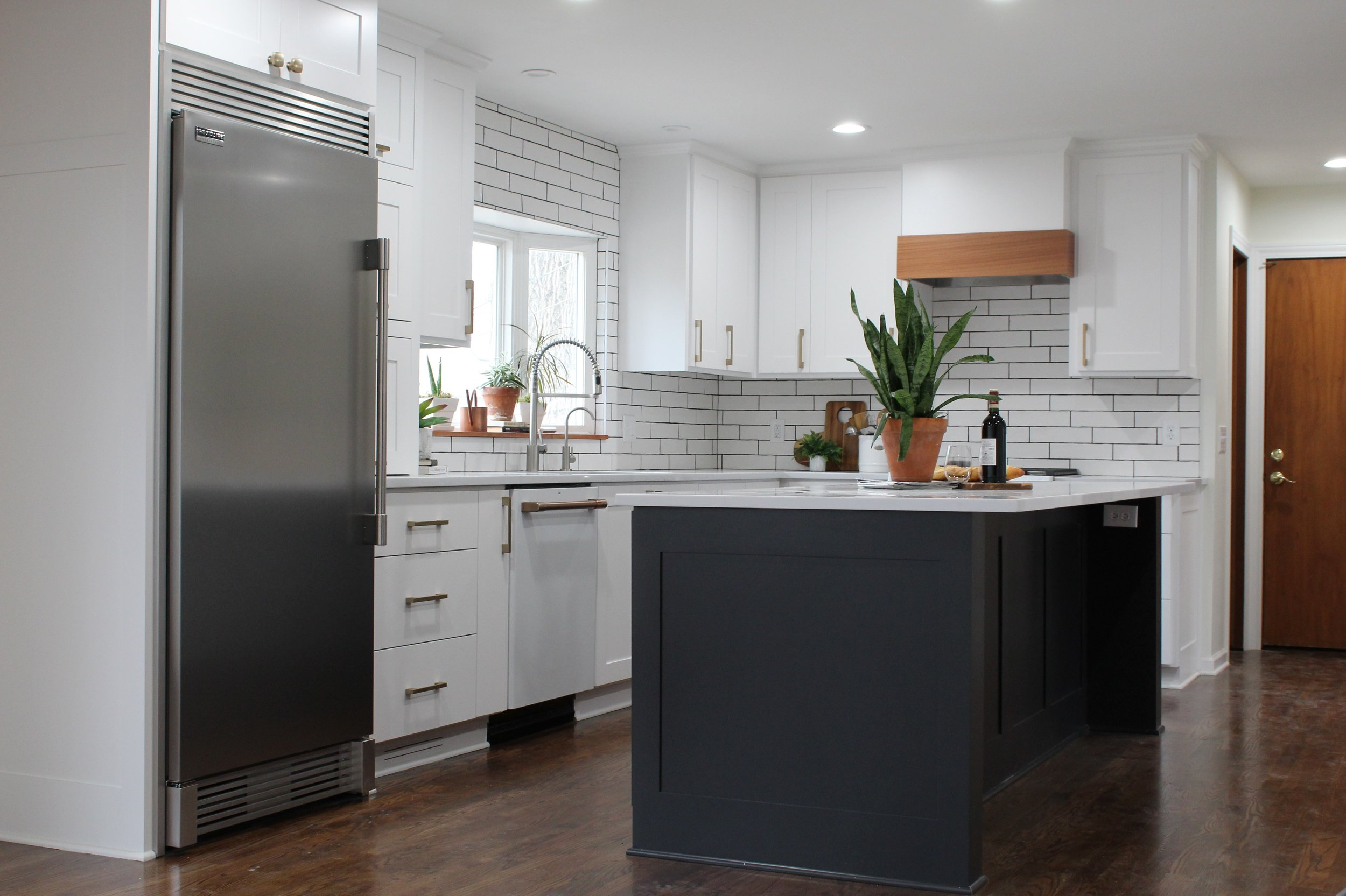 Collaboration with Erica Kay Remodeling + Design