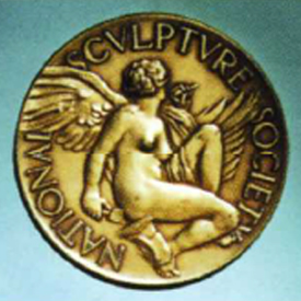 Gold Medal recipient, National Sculpture Society