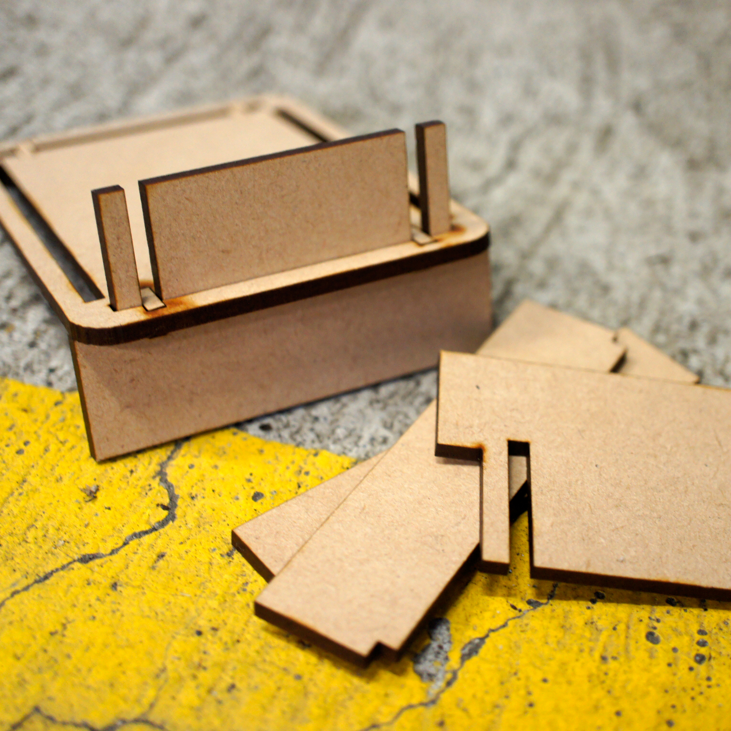 2013 Laser Cut Disaster Relief
