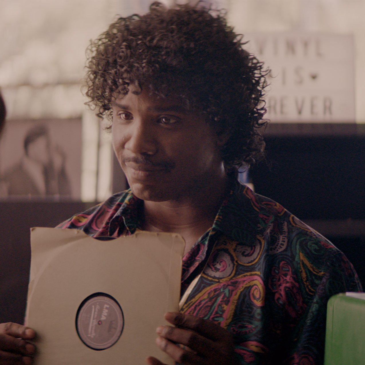 RON CONNOR as Paul BettisPaul runs a record store on Chicago's South Side. While Paul is passionate about his culture and its music, his morals and motives are sometimes questionable. -