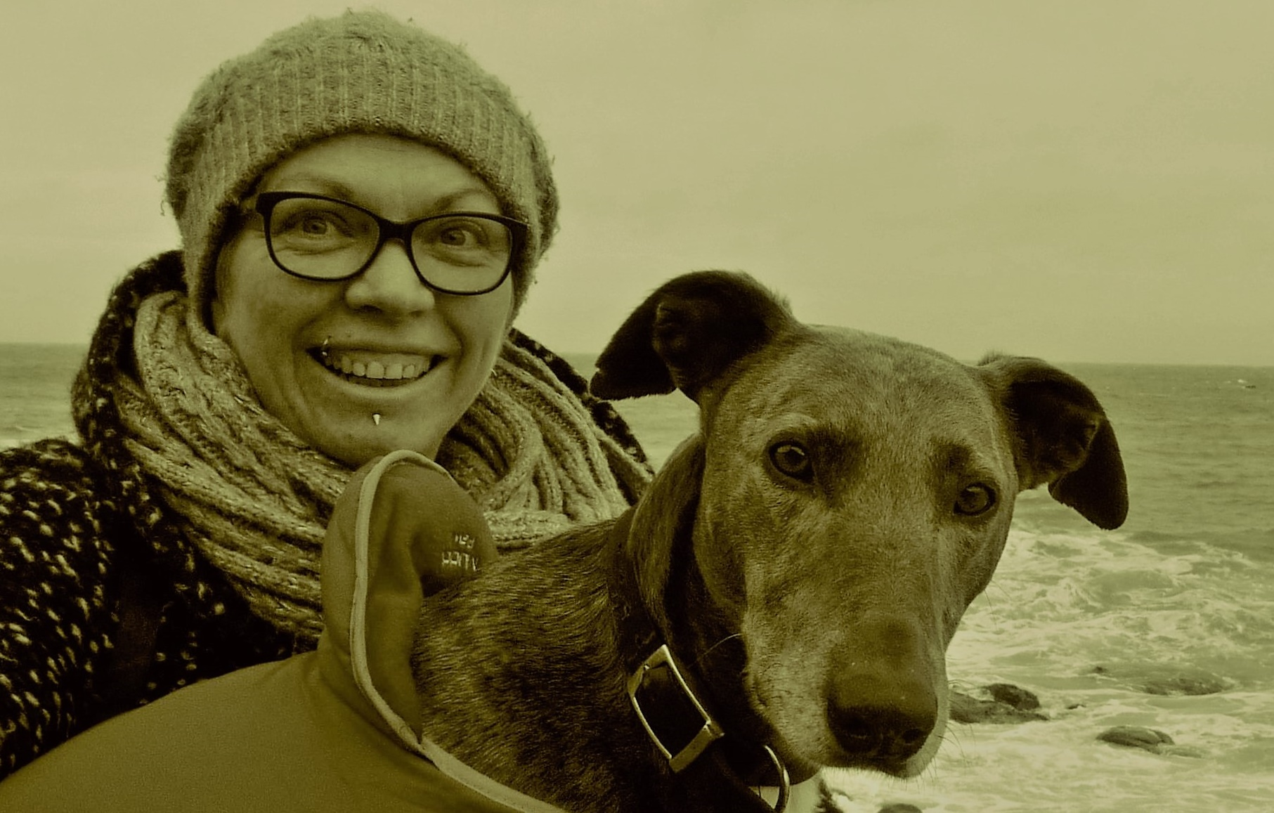 Clare Emery - Sales & MarketingAdam and Clare met on the waterways of England and share their boat with both a loyal Hound and a ship's Cat.