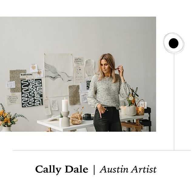 On the Journal // it's been a little while since we've shared a new artist, but we really feel like we are coming back strong with this one! @callydale is a super talented graphic designer based in Texas that Katie has gotten to work with and she just launched her new website!! We are so excited to show her off and encourage her along this journey! Feel free to check out her new website and give her some love. More photos of this beauty on the journal! // link in profile! #encouragepromotefoster #MadeWithLoveJournal