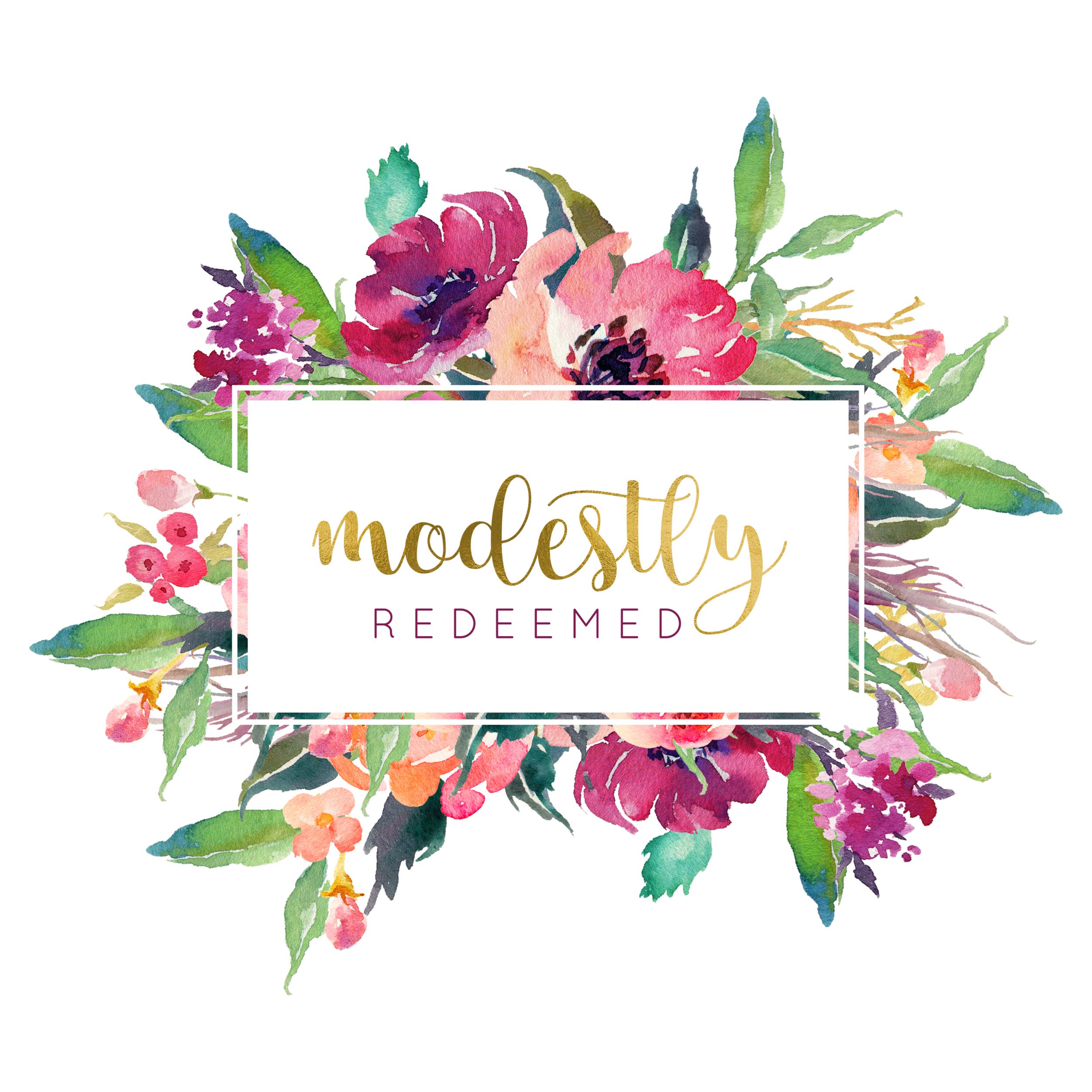 Welcome to our new boutique! We keep modesty in mind when creating one-of-a-kind, redeemed apparel. Want to learn more? Enjoy browsing here!