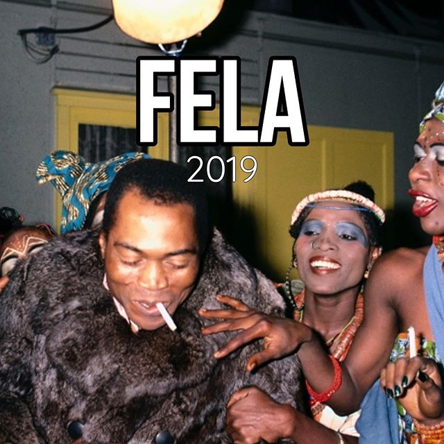 This Tuesday at the Quarry.  Free event w/ Food, drinks, and I'll be spinning as much Fela as possible in celebration of his birthday.  Come celebrate and be free with us. 10/15 @ 7pm.