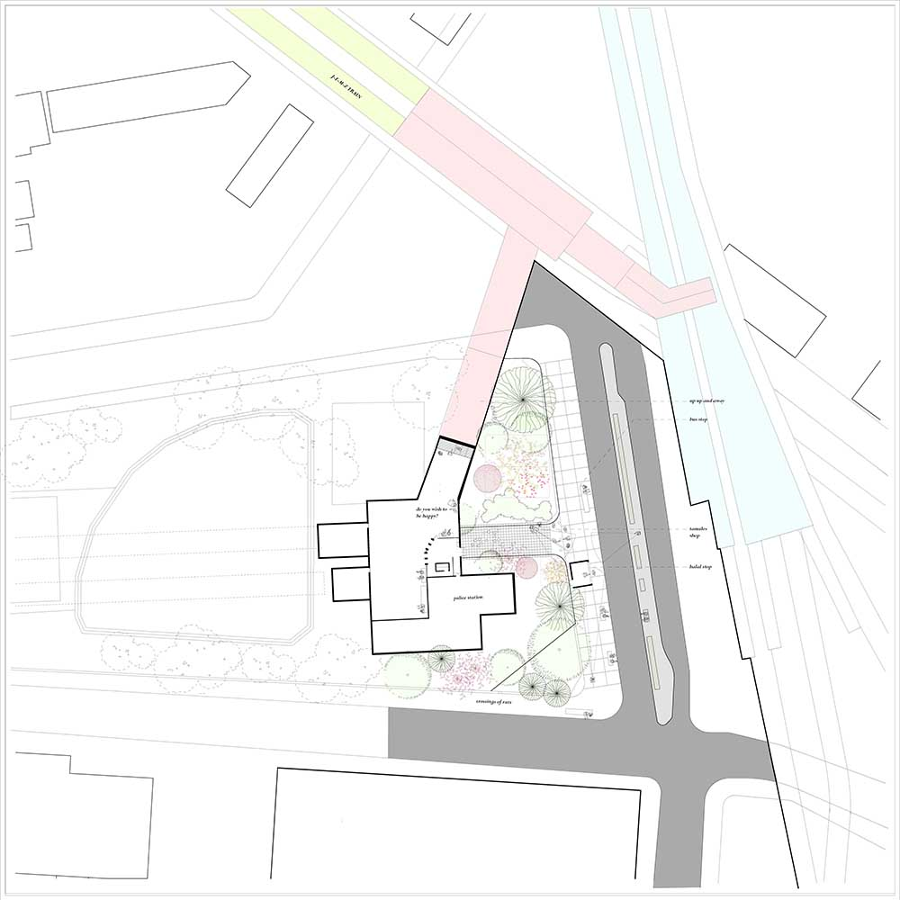 ThickEdges / BroadWay Junction Plan