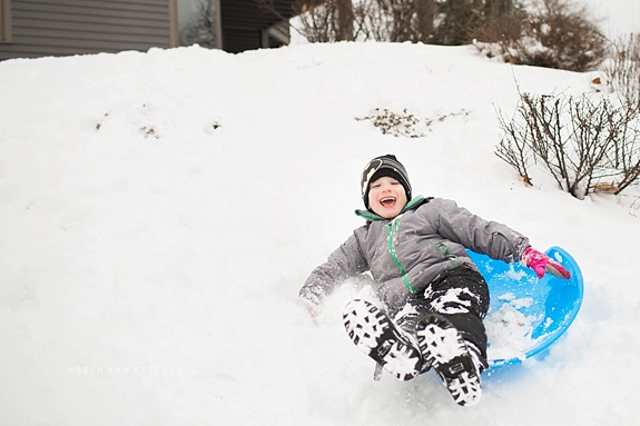 Winter photography tips: capture the fun
