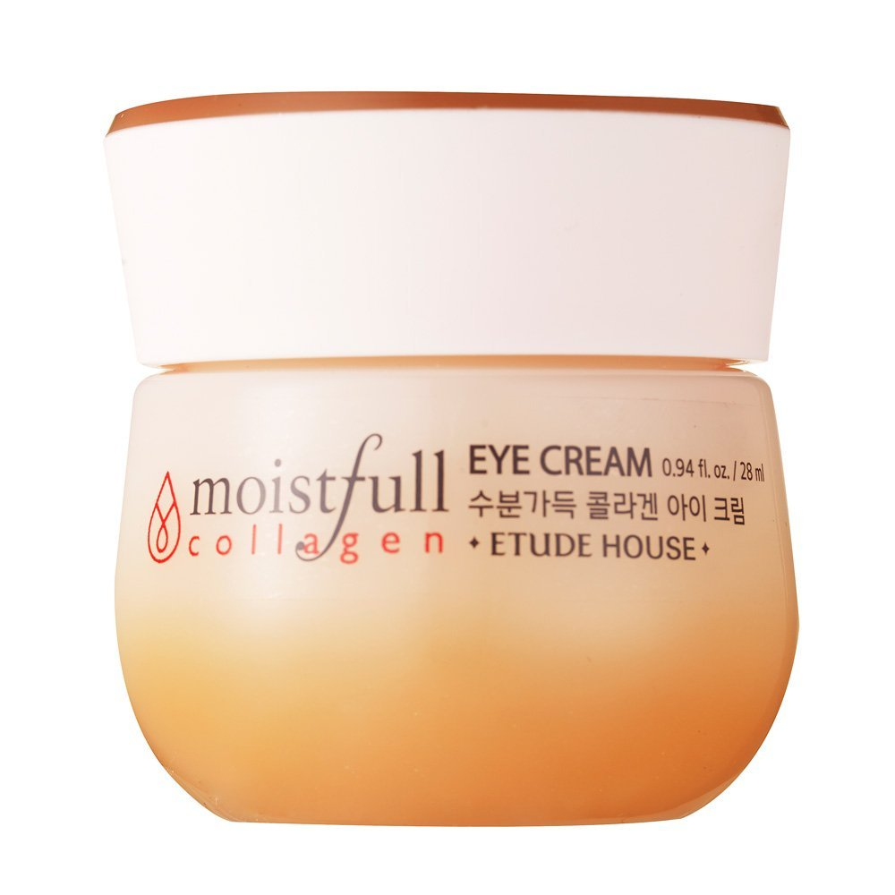 ETUDE HOUSE Moistfull Collagen Eye Cream. Image credit: Amazon.