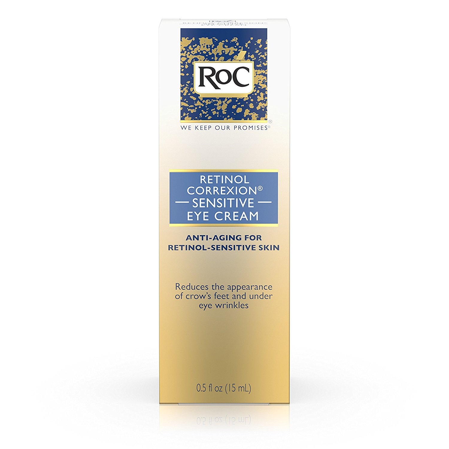 RoC® Retinol Correxion® Eye Cream.Image credit: Amazon.