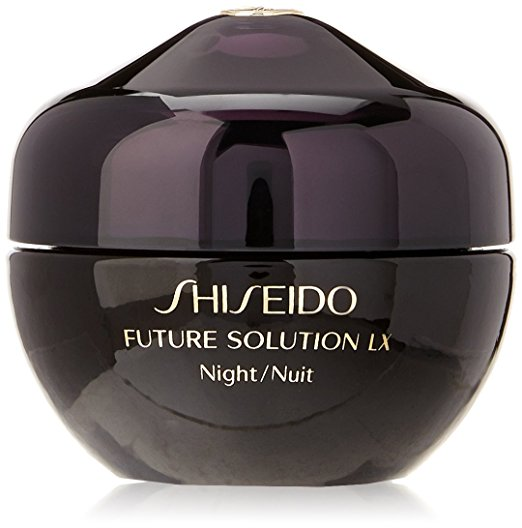SHISEIDO Future Solution LX Eye and Lip Contour Regenerating Cream. Image credit: Amazon.