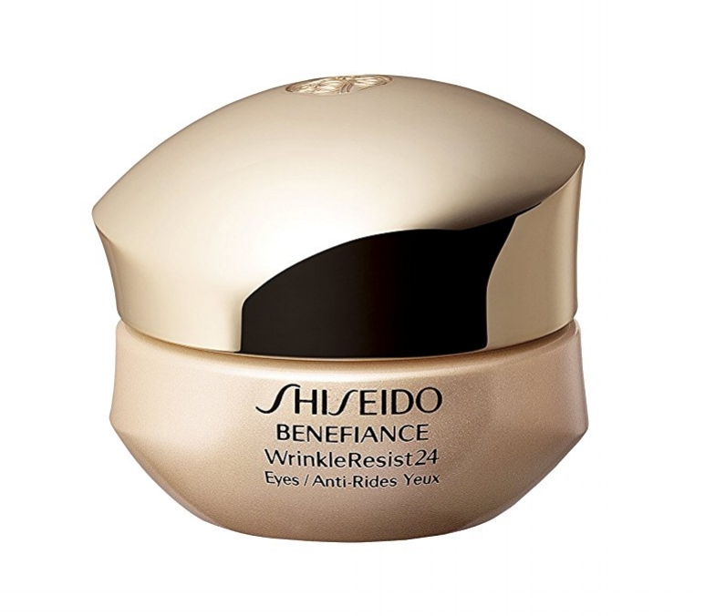 Shiseido Benefiance Wrinkle Resist24 Intensive Eye Contour Cream. Image credit: Amazon.