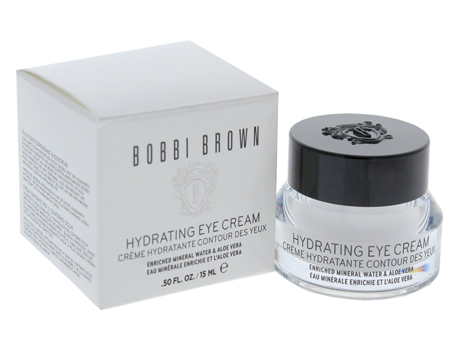 Bobbi Brown Hydrating Eye Cream. Image credit: Amazon.