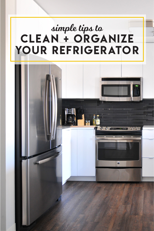Quick and continued attention to the contents of your refrigerator will help you avoid those massive clean outs!
