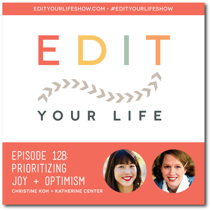 Edit Your Life podcast interview with New York Times bestselling novelist Katherine Center.