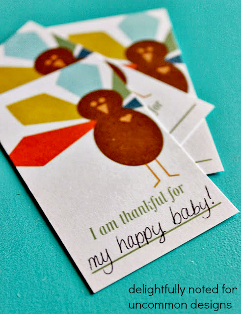 10 free Thanksgiving printables: Thanksgiving gratitude cards