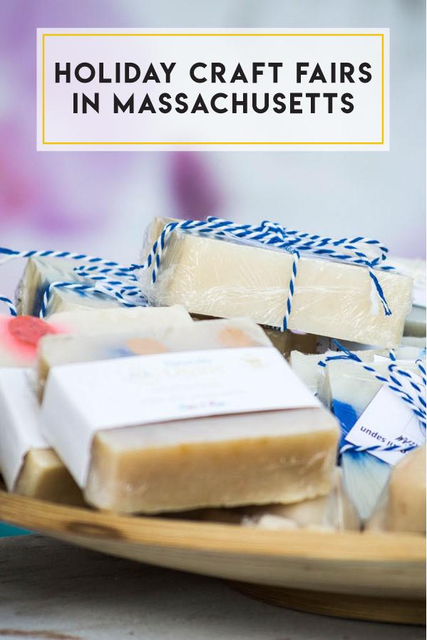 40 holiday craft fairs in Massachusetts